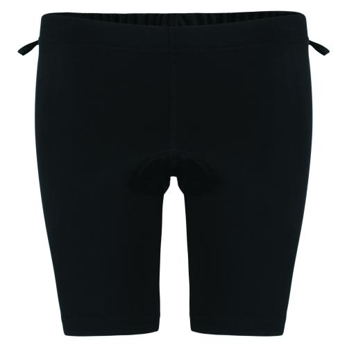 Kids Stay Seated Cycle Shorts - Black