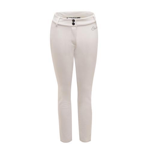 Shapely Trouser - White