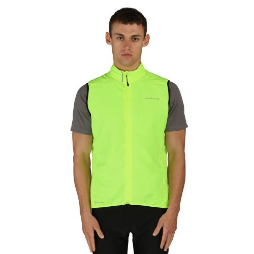 Fired Up Gilet Fluro Yellow