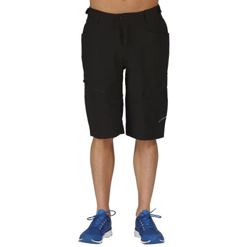 Adhere Convertible Shorts Black
