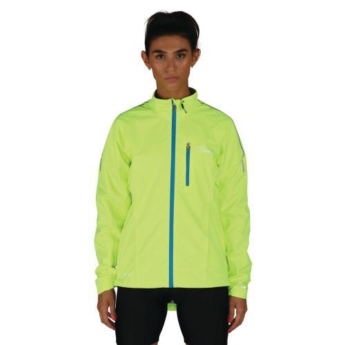 Womens Mediator Jacket Fluro Yellow