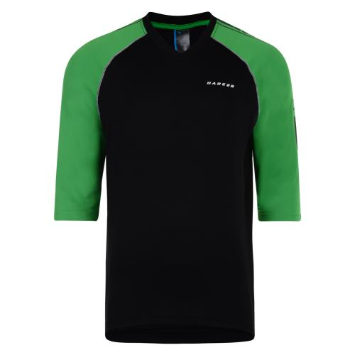 Black / Trek Green