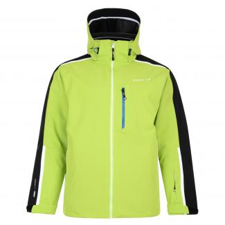 Resonant Men's Ski Jacket - Lime Green