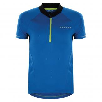 Kids Protege Cycle Jersey Sky Diver Blue