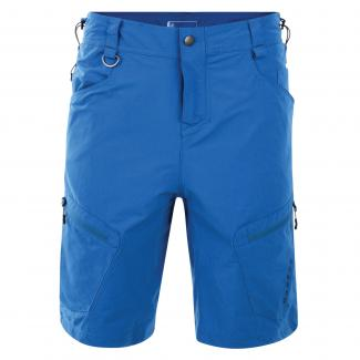 Tuned In Shorts Sky Diver Blue
