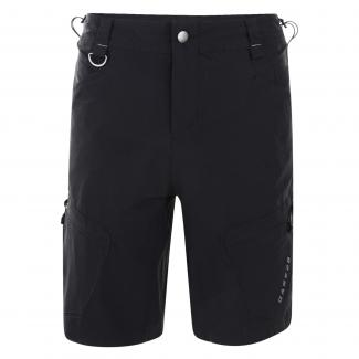 Tuned In Shorts Black