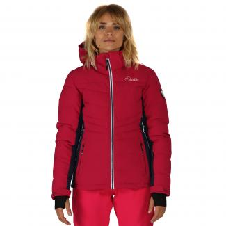 Illation Ski Jacket Berry Pink