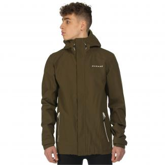 Provision II Jacket Camo Green