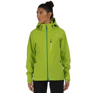 Veracity Jacket Lime Green