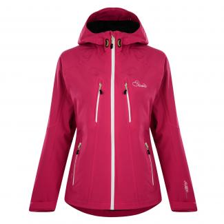 Accuracy Jacket Electric Pink