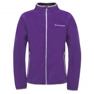 Kids Favour Fleece Royal Purple