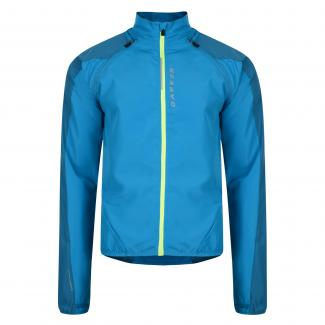 Unveil Windshell Jacket Methyl Blue