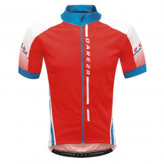 Signature Tour Jersey Fiery Red