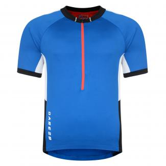Retribute Jersey Sky Diver Blue