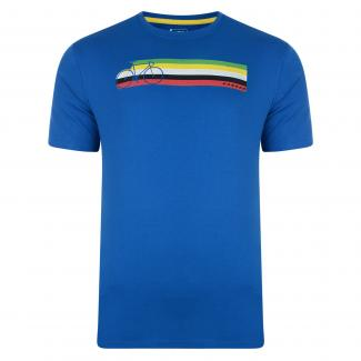 Multiband T-Shirt Skydiver Blue