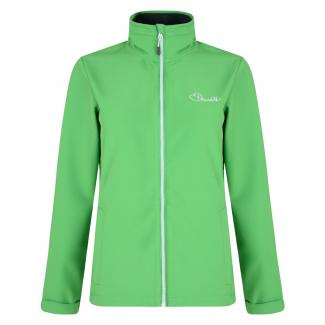 Attentive Softshell Jacket - Fairway Green