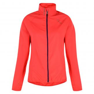 Blighted Windshell Jacket Neon Pink
