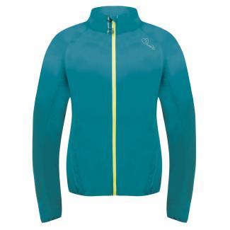 Blighted Windshell Jacket Enamel Blue