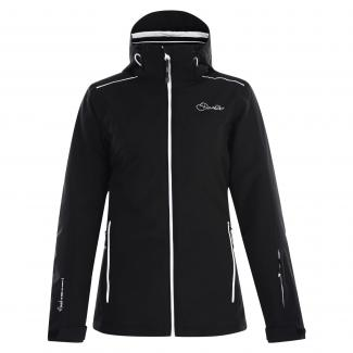 Work Up Women's Ski Jacket - Black