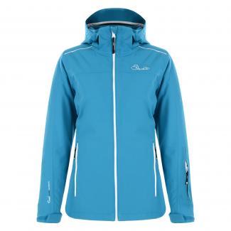 Work Up Women's Ski Jacket - Mosaic Blue