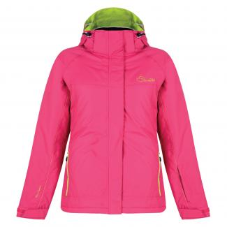 Energize Women's Ski Jacket - Electric Pink