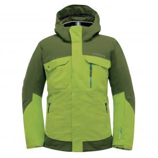 Kids Fervent Pro Jacket - Lime Green