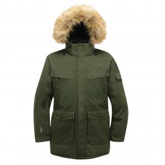 Wojtek Parka Jacket - Fresh Khaki
