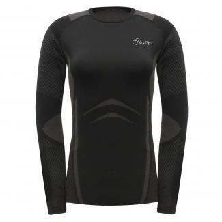 Dare2b Womens Zonal III Long Sleeve T - Black