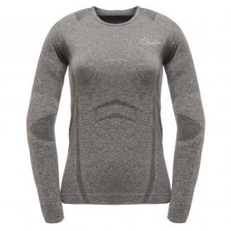Dare2b Womens Zonal III Long Sleeve T - Charcoal Grey
