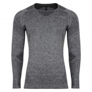Zonal III Long Sleeve T - Charcoal Grey