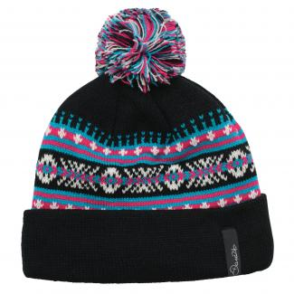 Girls Intellect Beanie - Black