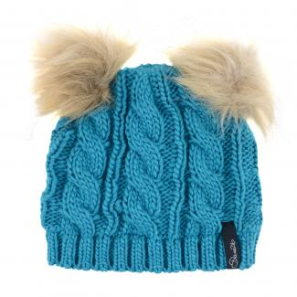 Girls Quick Think Beanie - Freshwater Blue