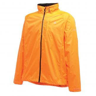 Mens Luminous Jacket - Fluro Orange