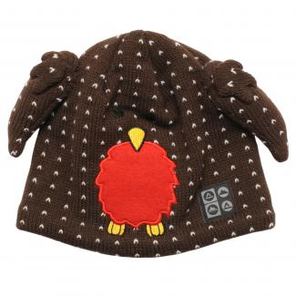 Girls Precede Beanie - Otter Brown