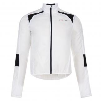 AEP Time Cut Race Cape - White