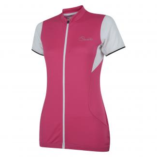 Bestir Cycle Jersey - Electric Pink