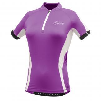 Vivacity Cycle Jersey - Performance Purple