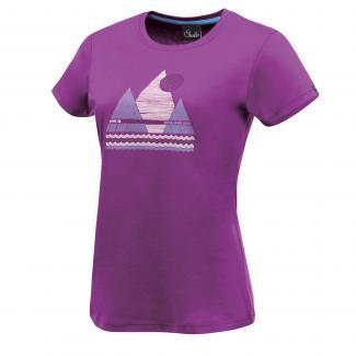 Break Of Day T-Shirt - Performe Purple
