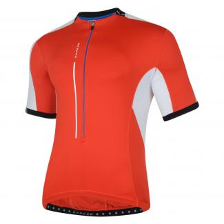 Astir Cycle Jersey - Fiery Red