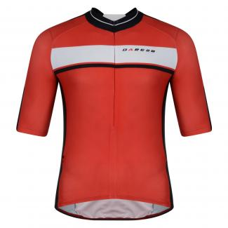 AEP Hammer Down Cycle Jersey - Fiery Red