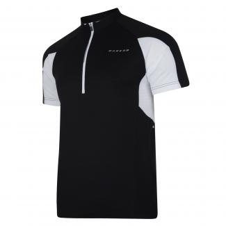 Commove Cycle Jersey - Black