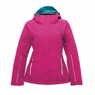 Likewise Women's Ski Jacket - Electric Pink