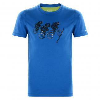 Take a Pick T-Shirt Skydiver Blue