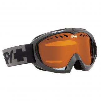Targa Mini Ski Goggles Black Persimmon