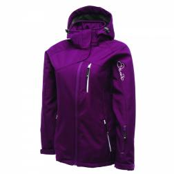 DWL088    Enshrine Softshell  - Colour Purple Storm