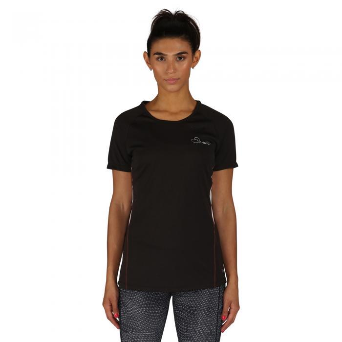 Three Strikes T-Shirt Black