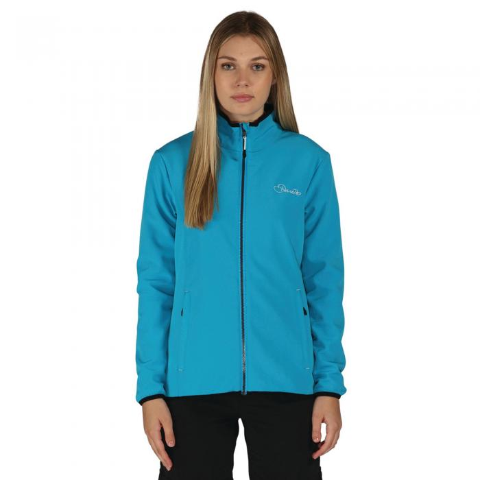 Attentive II Softshell Fluro Blue