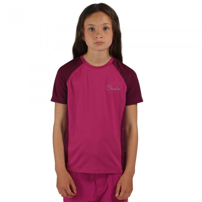 Luminary T-Shirt Camellia Purple