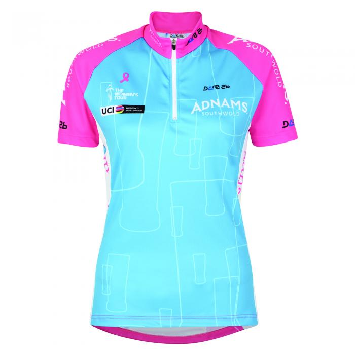 2017 WOMENSTOUR OF BRITAIN  ADNAMS BEST BRITISH RIDER JERSEY