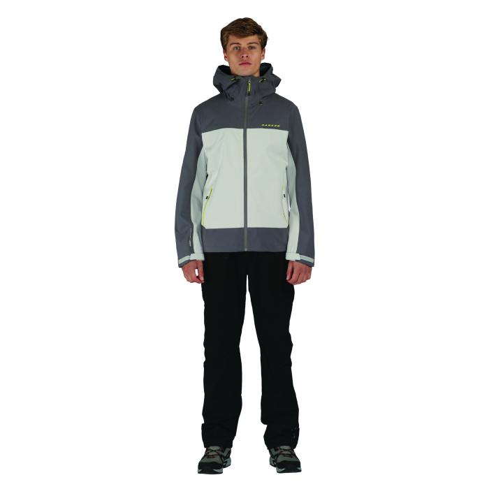 Excluse Jacket Grey Aluminium